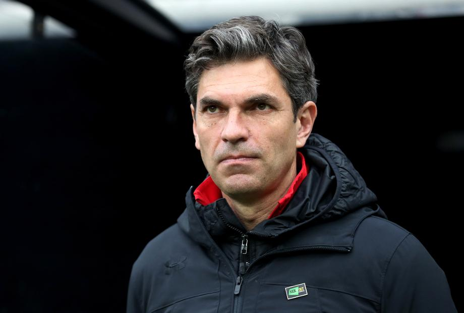 Mauricio Pellegrino gets the boot at Southampton