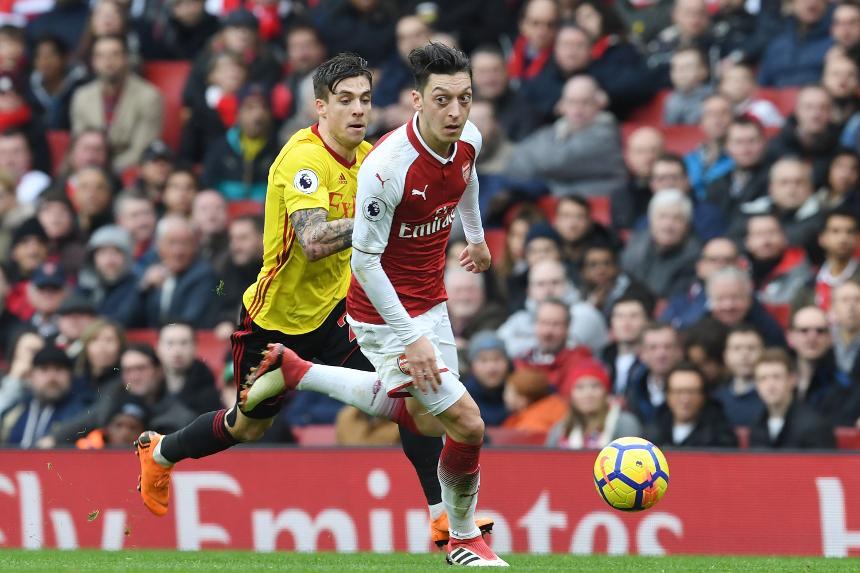 Arsenal v Watford - Premier League