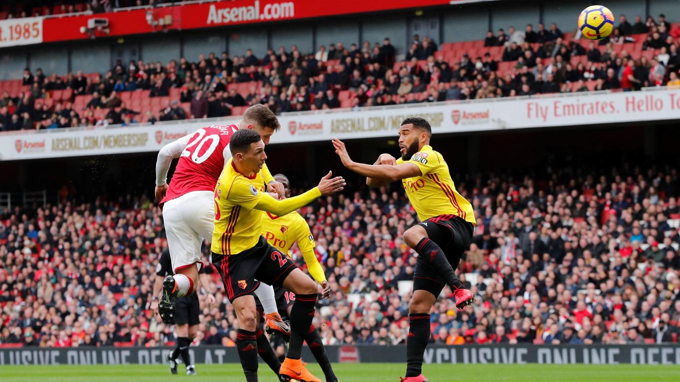 Arsenal 3-0 Watford