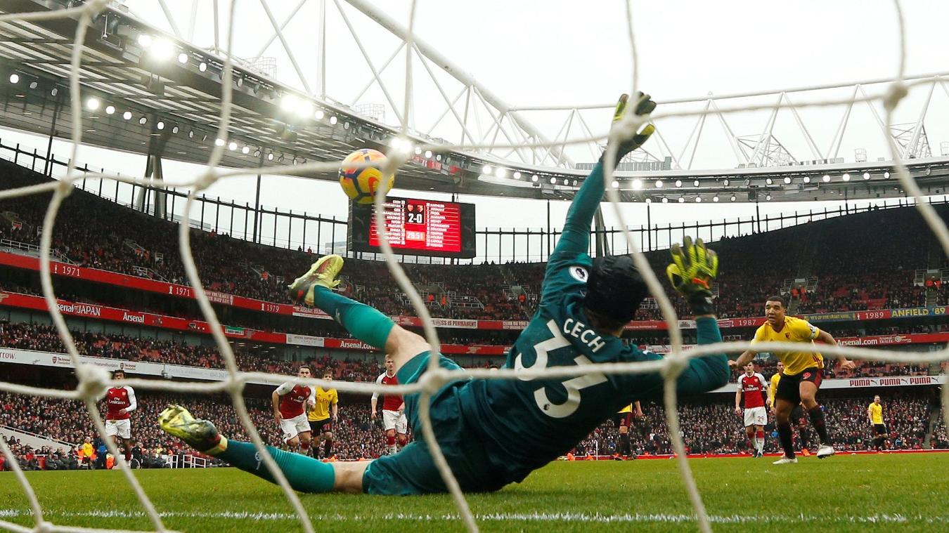 Arsenal 3-0 Watford