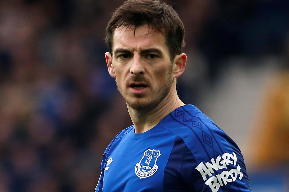 Leighton Baines, Everton