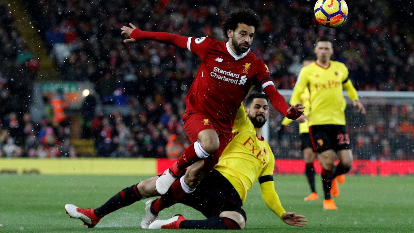 Liverpool vs Watford Highlights