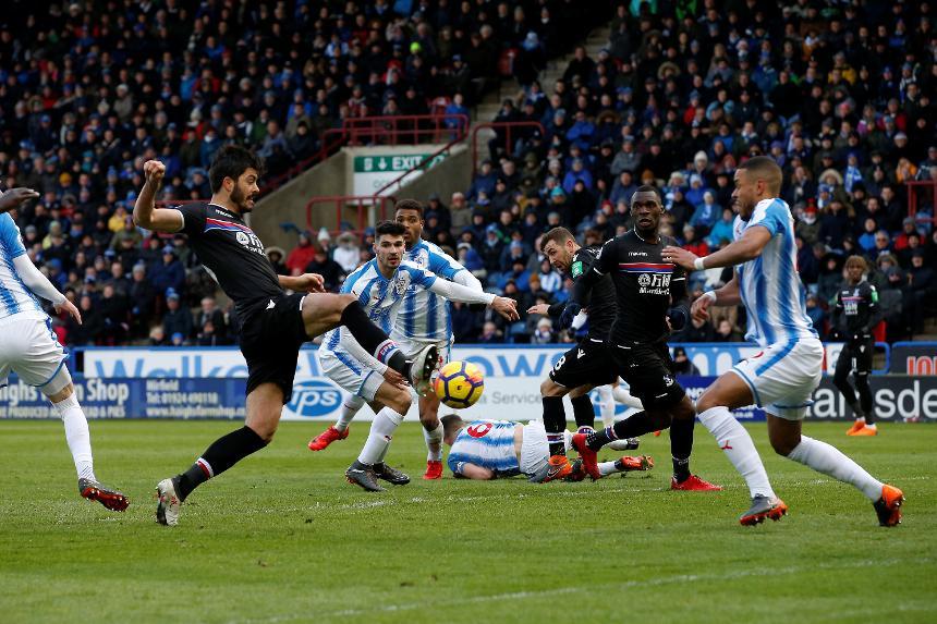 Huddersfield Town v Crystal Palace