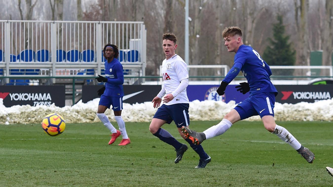Chelsea win Under-18 Premier League Cup final