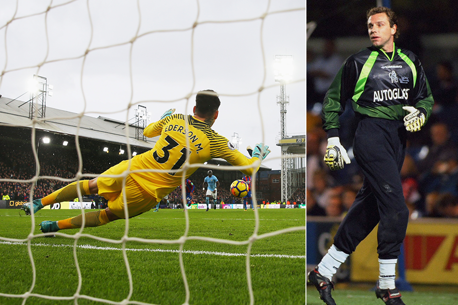 the best penalty savers in premier league history