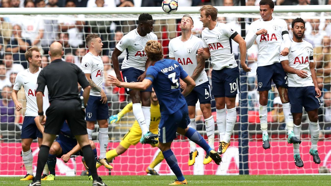 Tottenham Hotspur 1-2 Chelsea