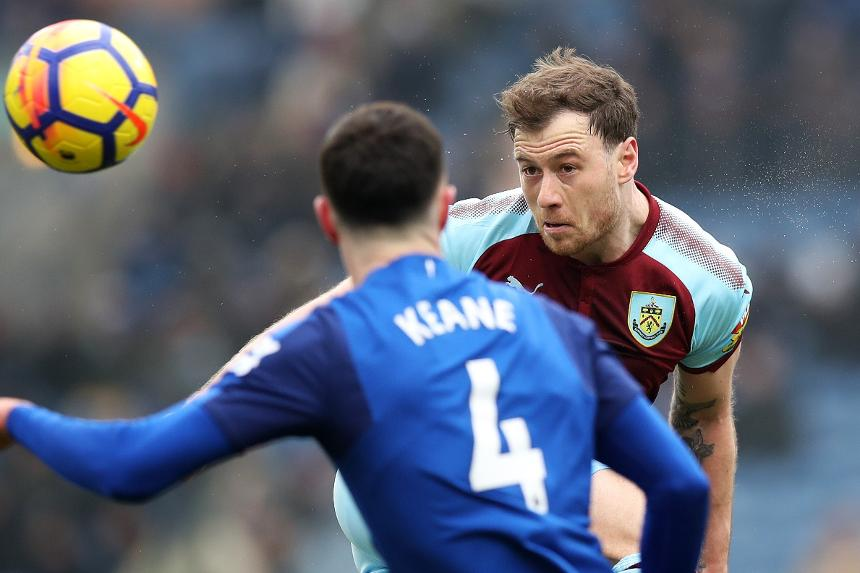Ashley Barnes, Burnley