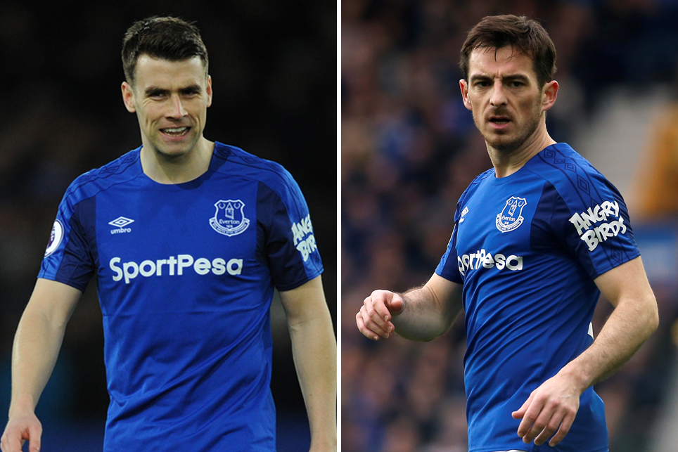 Jagielka: Coleman and Baines returns are a boost