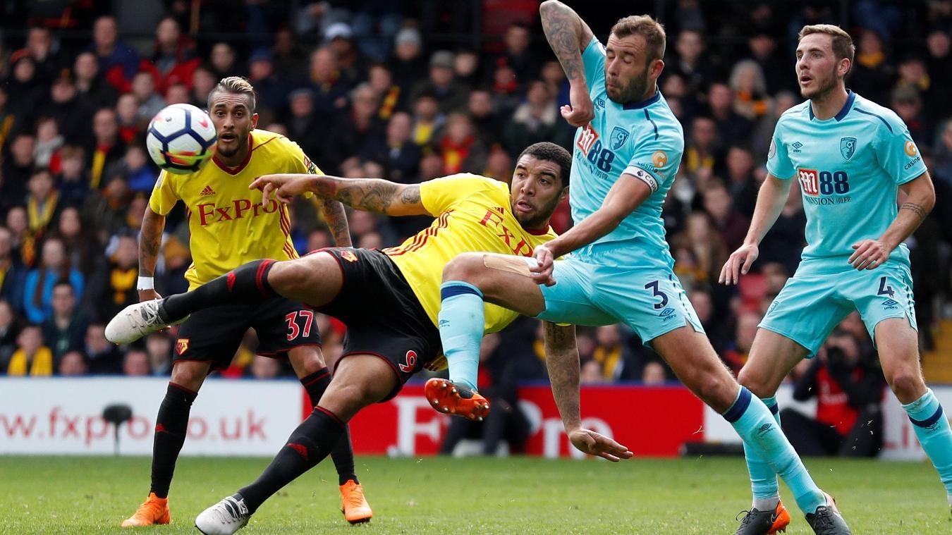 Watford 2-2 AFC Bournemouth