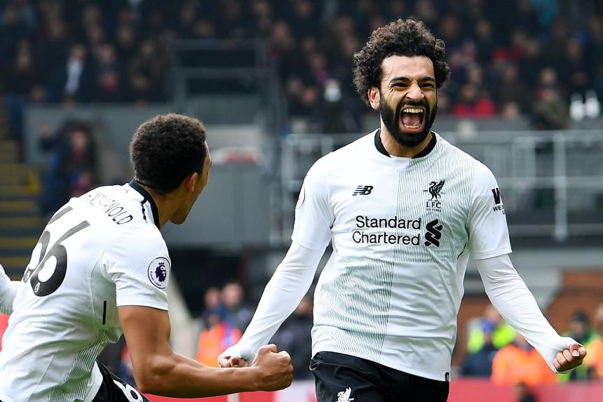 Liverpool boss Jurgen Klopp tips Mohamed Salah for Player of the Year