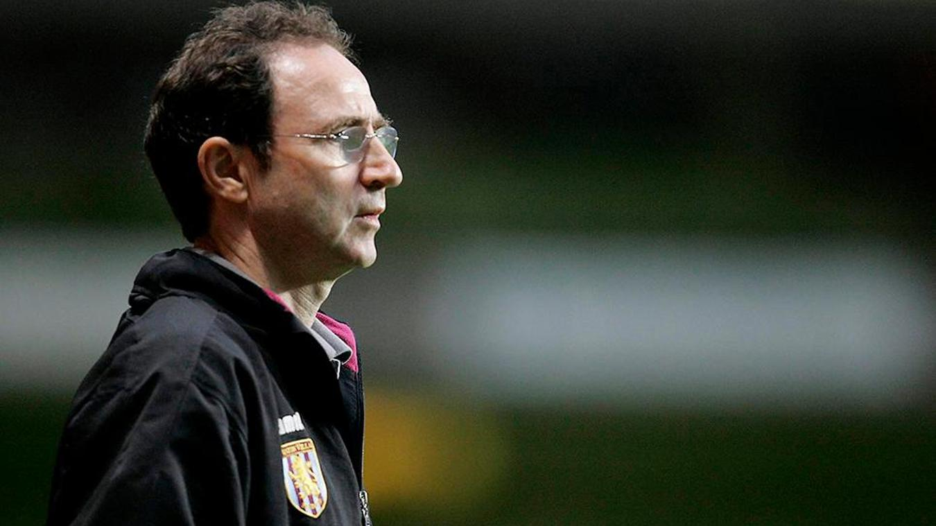Martin O'Neill, Aston Villa