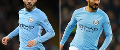 Bernardo Silva and Ilkay Gundogan, Man City