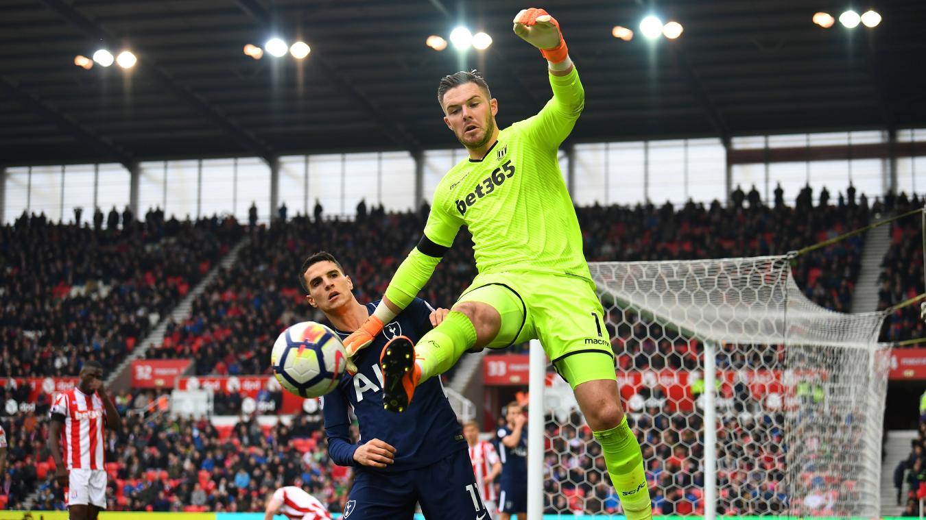 Stoke City 1-2 Tottenham Hotspur
