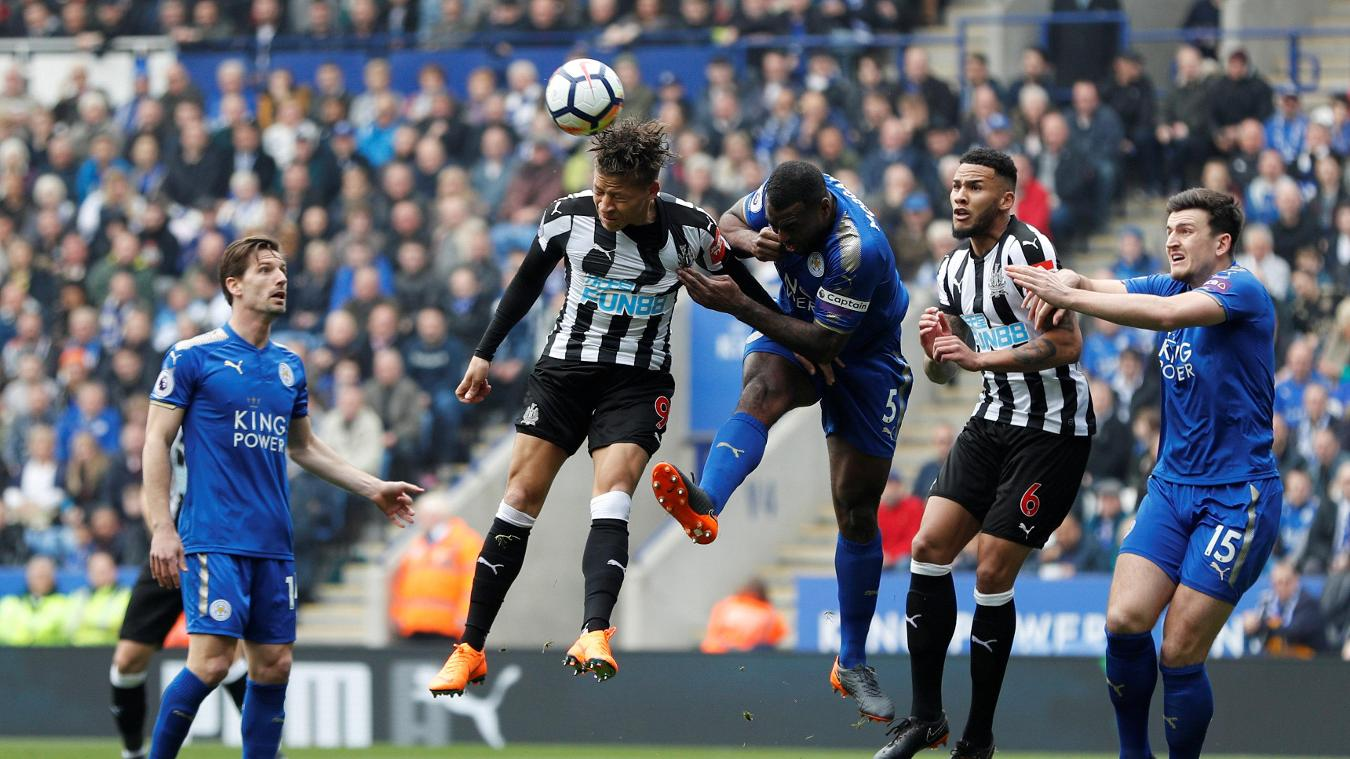 Leicester vs Newcastle United 1-2 Highlights