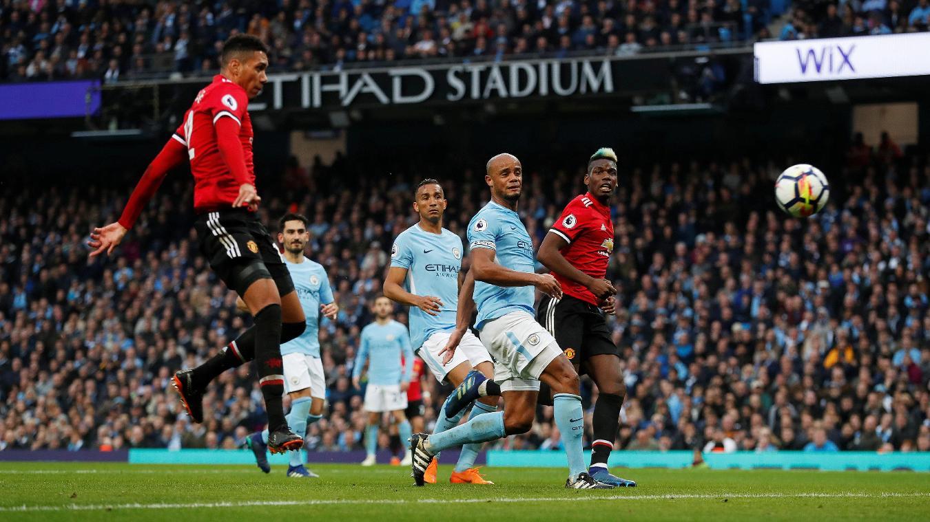 Man City vs Manchester United 2-3 Highlights