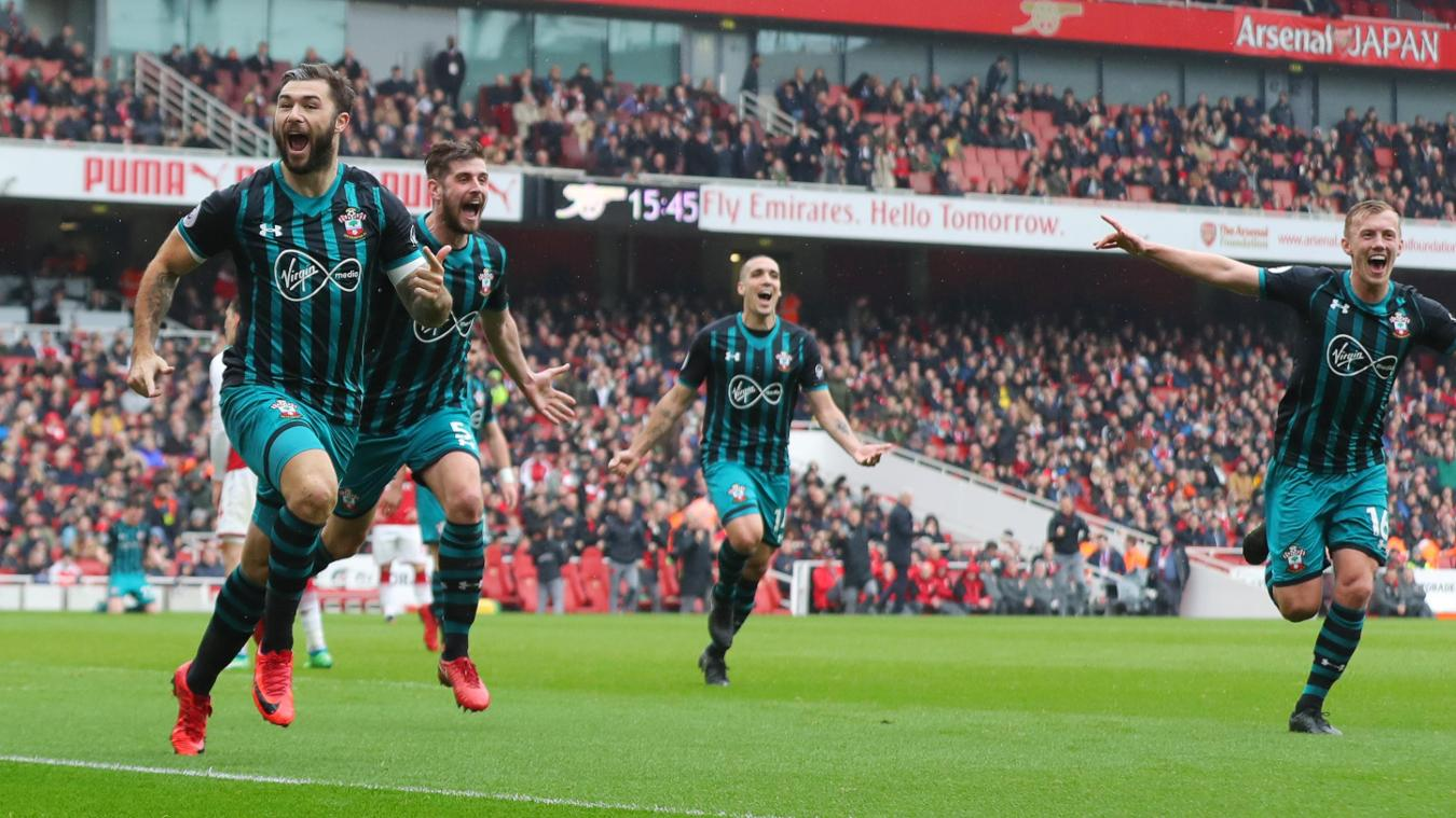 Arsenal 3-2 Southampton