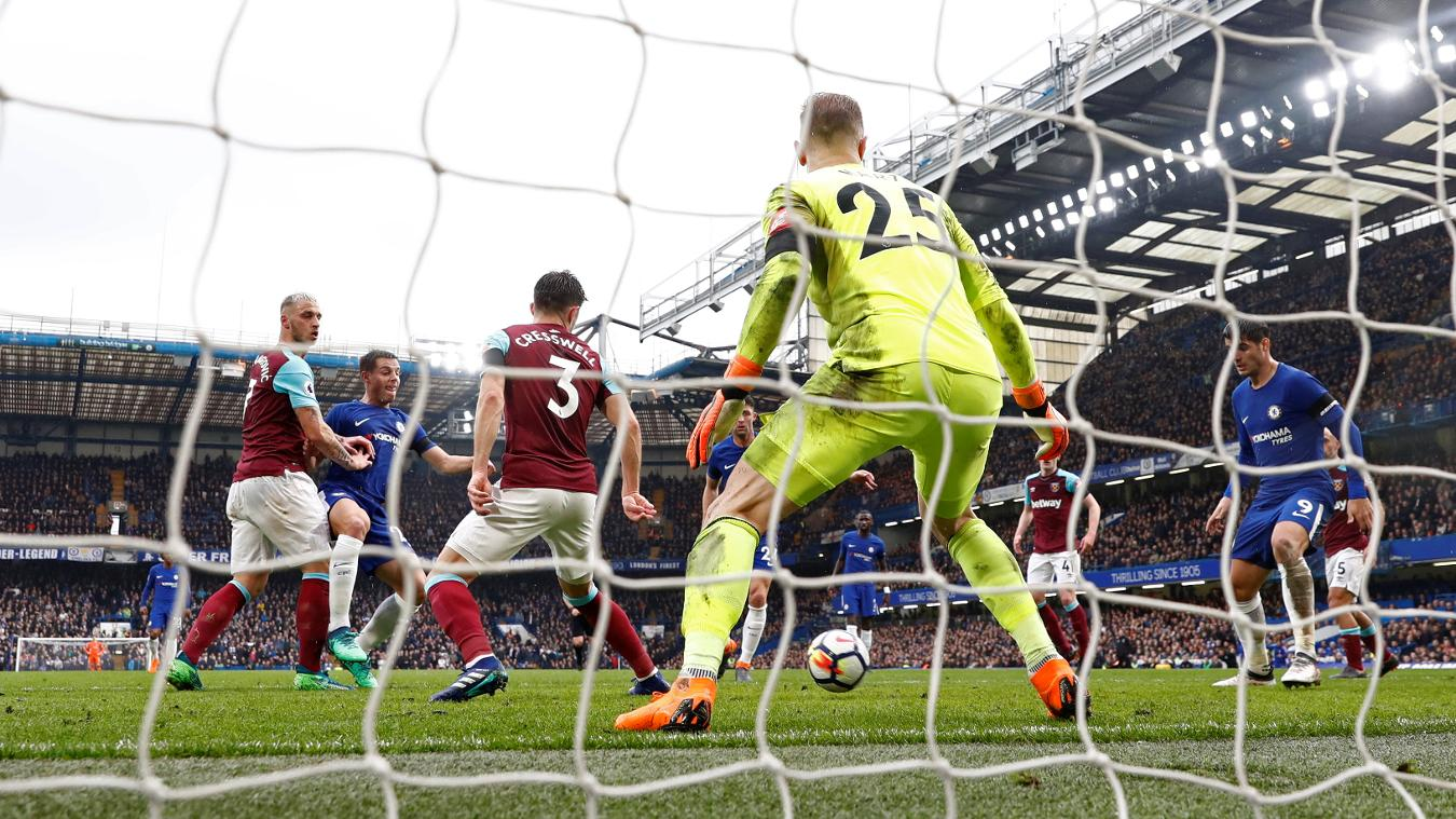 Chelsea 1-1 West Ham United