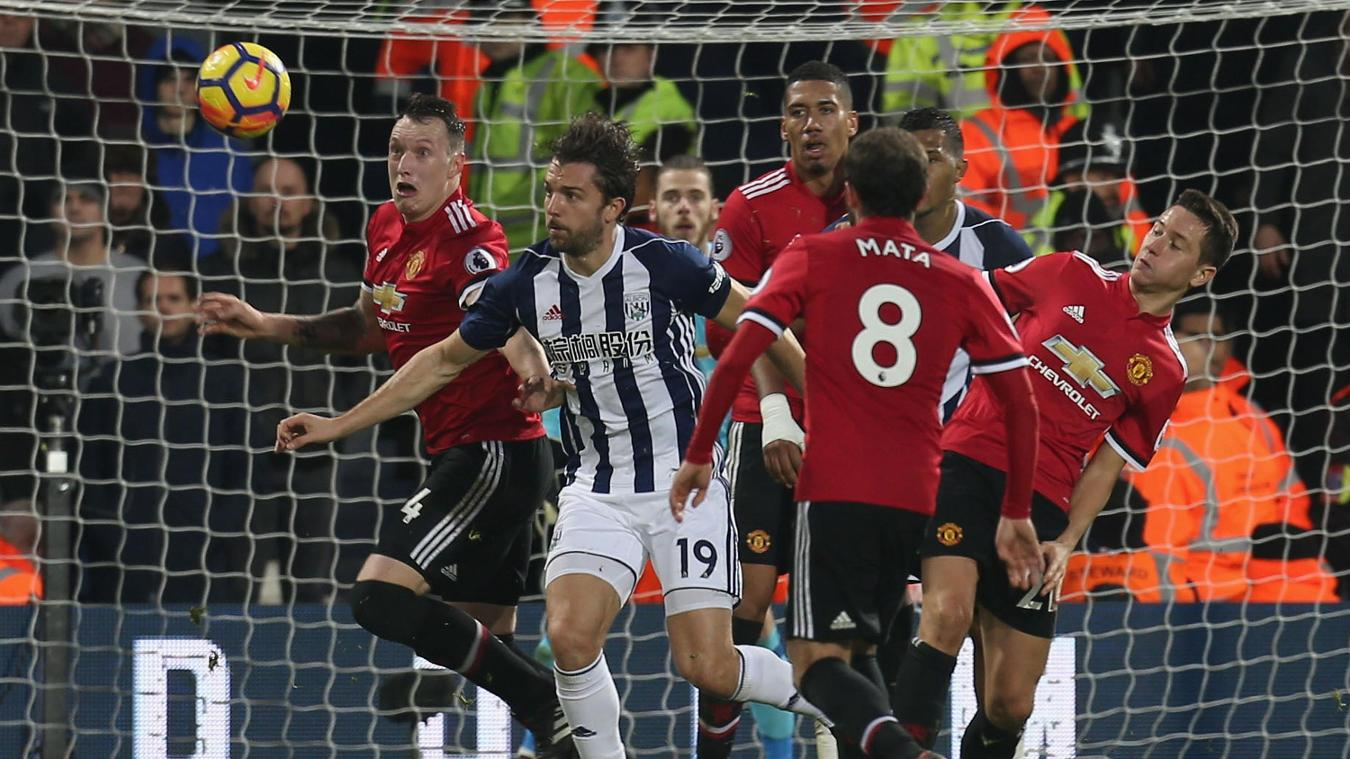 Manchester United v West Bromwich Albion, 15 April