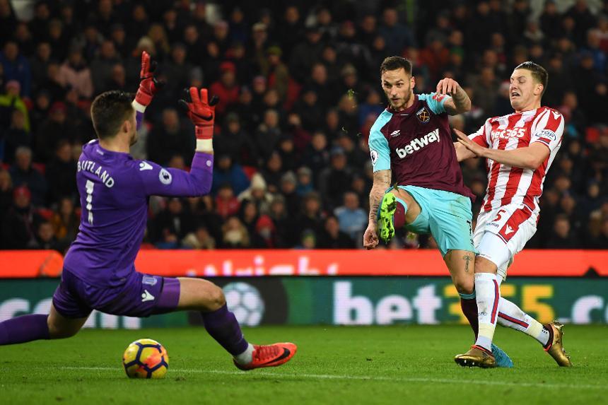 Marko Arnautovic, West Ham United