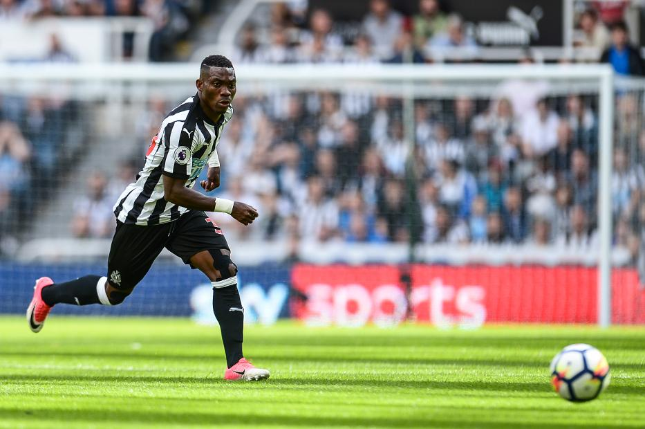 Christian Atsu, Newcastle United