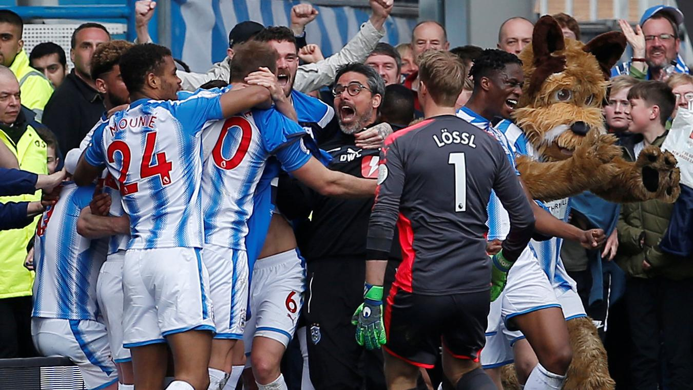 Huddersfield Town 1-0 Watford