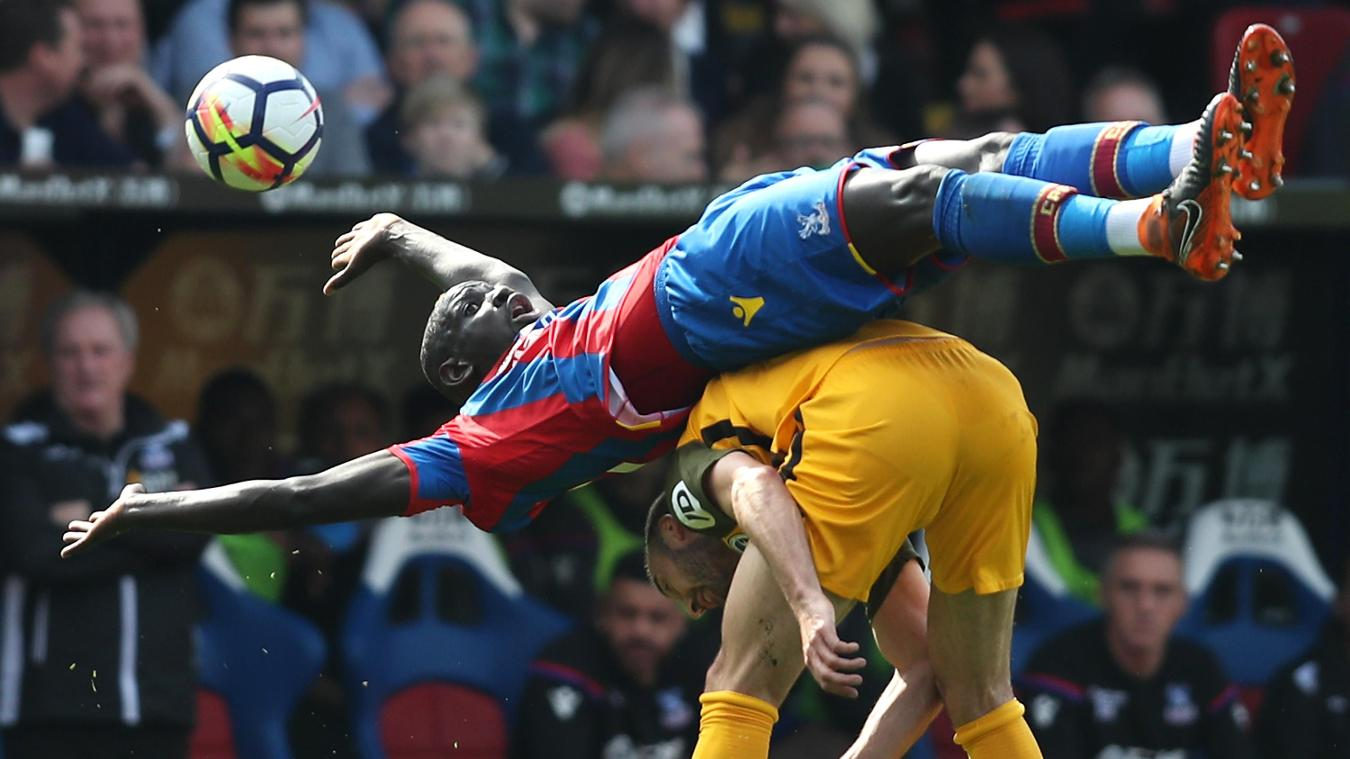 Crystal Palace 3-2 Brighton & Hove Albion