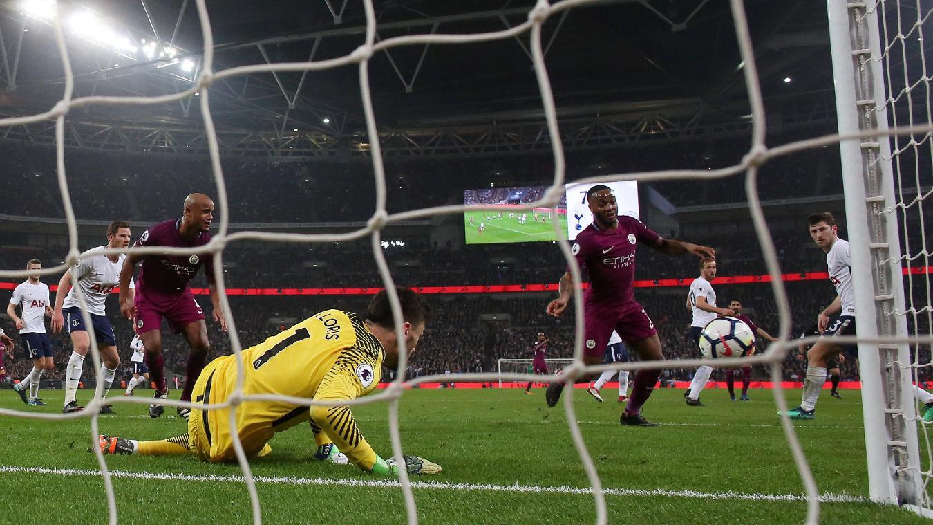 Tottenham Hotspur 1-3 Manchester City