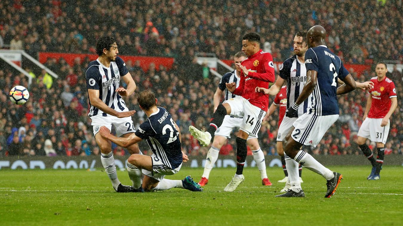 Manchester United 0-1 West Bromwich Albion