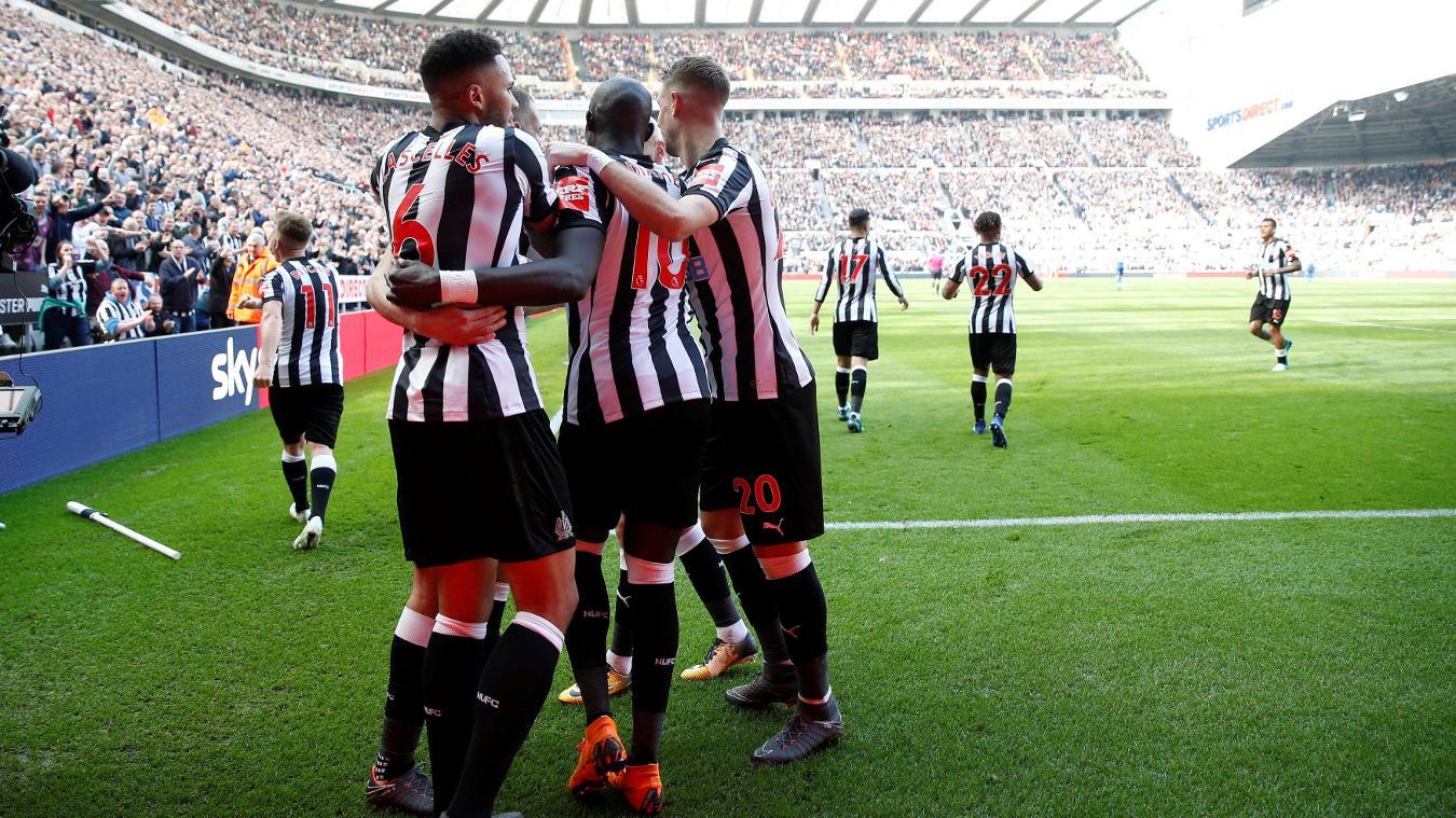 Newcastle United 2-1 Arsenal