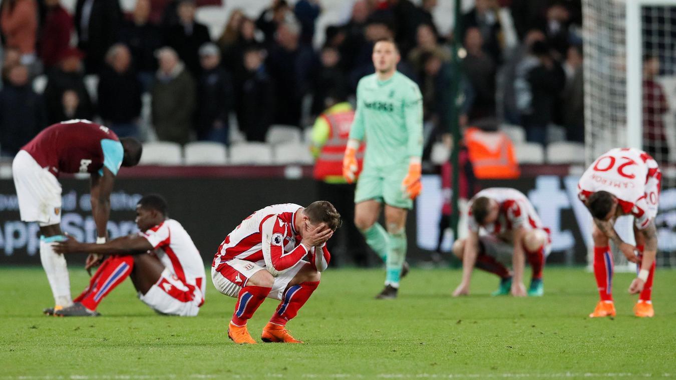West Ham United 1-1 Stoke City