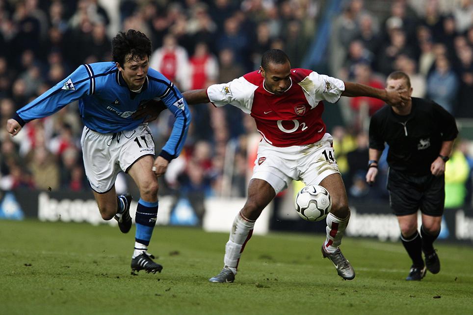Thierry Henry Premier League Stats