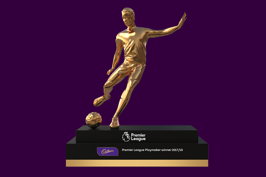 Cadbury's Premier League Playmaker Award
