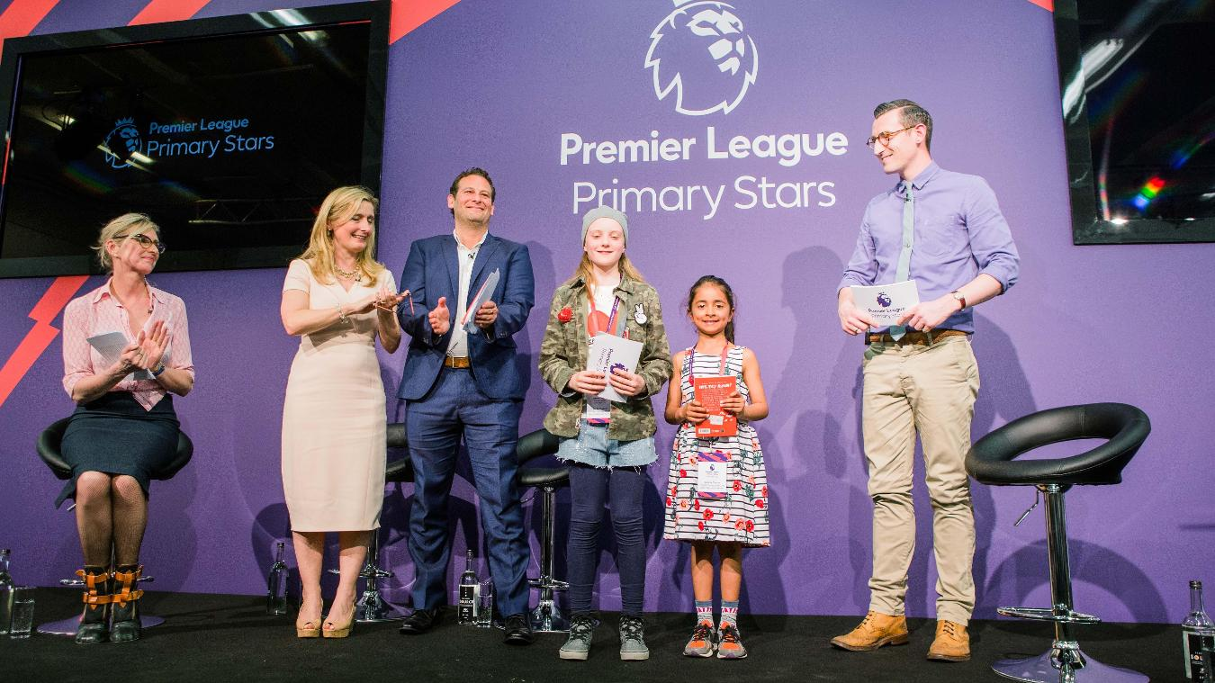 Premier League Primary Stars event