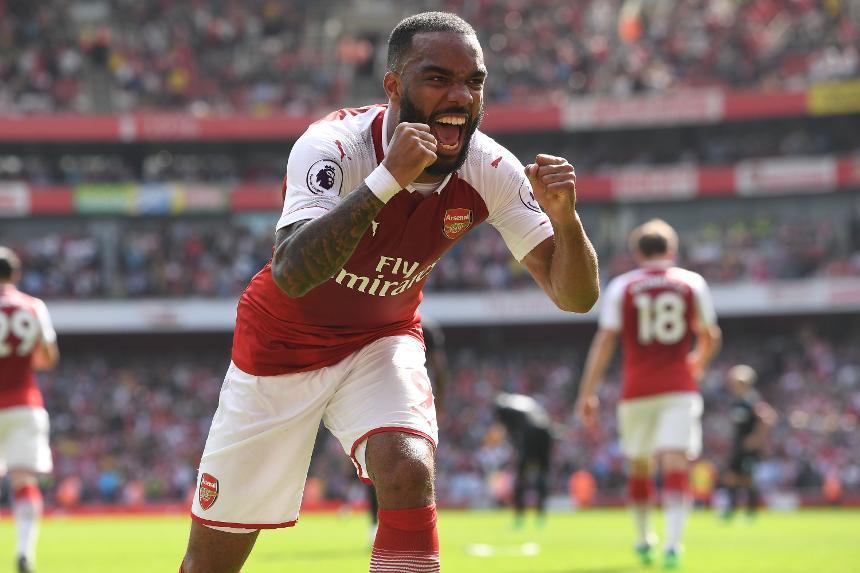 Arsenal 4-1 West Ham United