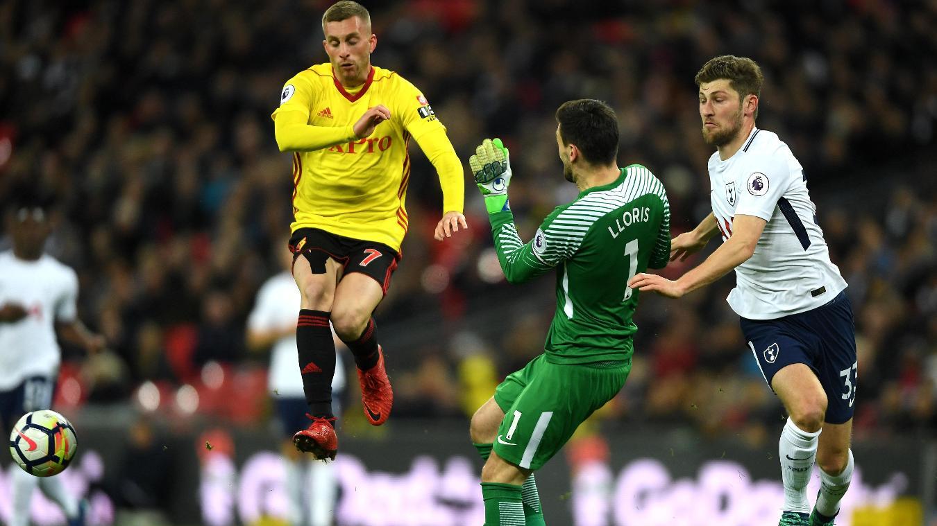 Tottenham Hotspur 2-0 Watford