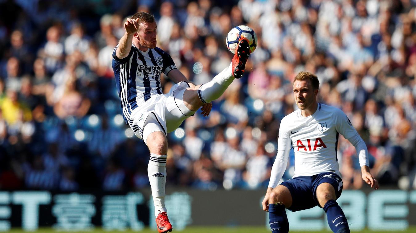 West Bromwich Albion 1-0 Tottenham Hotspur