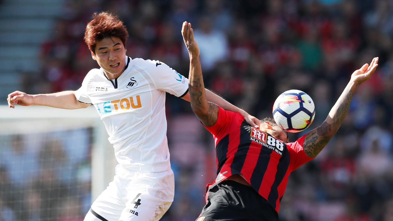 AFC Bournemouth 1-0 Swansea City