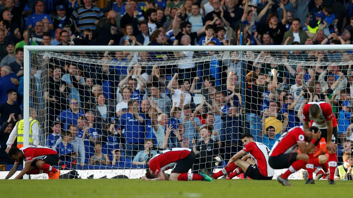 Everton 1-1 Southampton