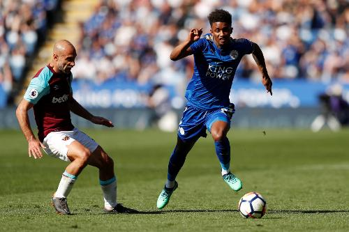 Leicester v West Ham, 2017/18 | Premier League