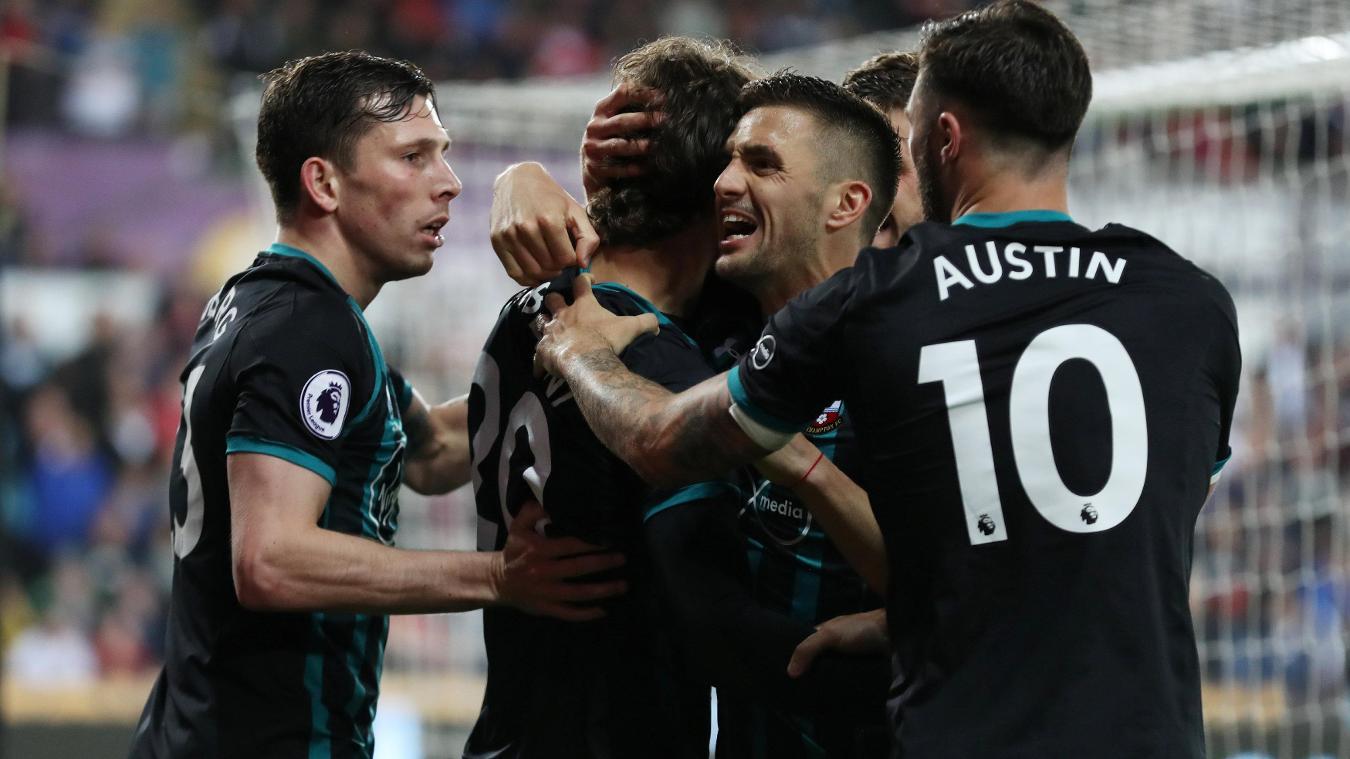 Swansea City 0-1 Southampton