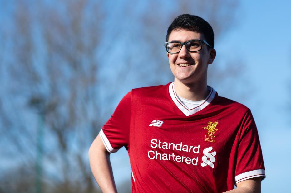 Joseph Milroy, Liverpool FC Foundation