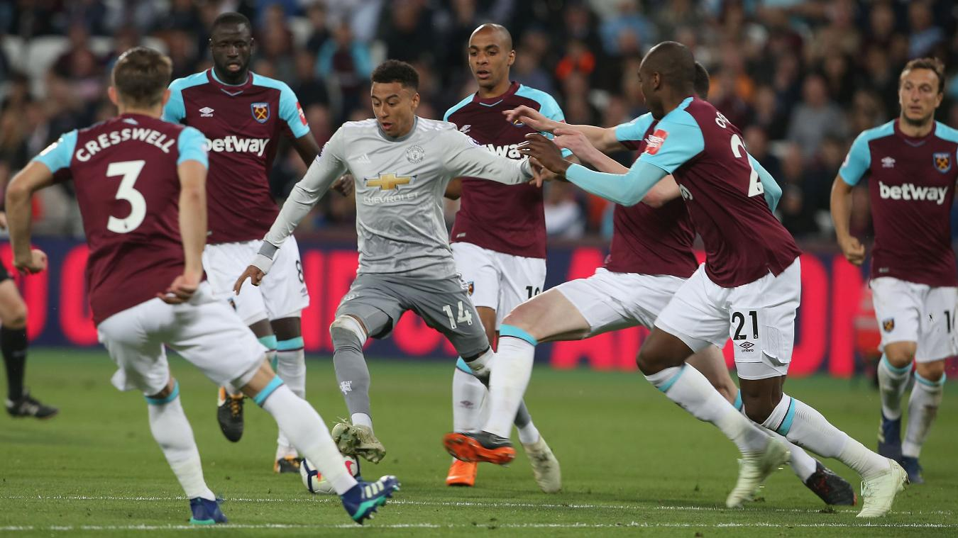 West Ham United 0-0 Manchester United
