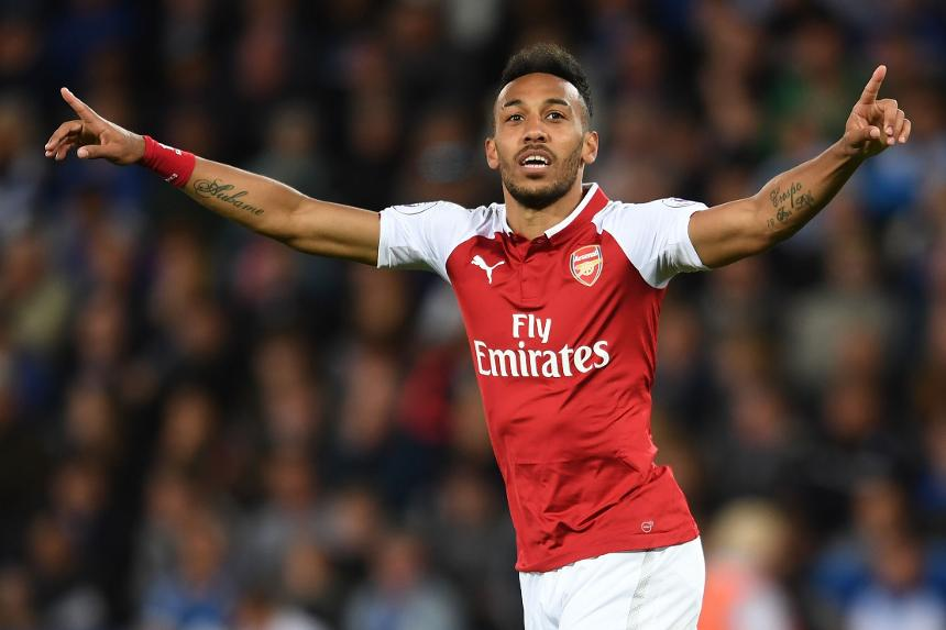 Aubameyang Picture: GW38 Captains: Form Points To Aubameyang