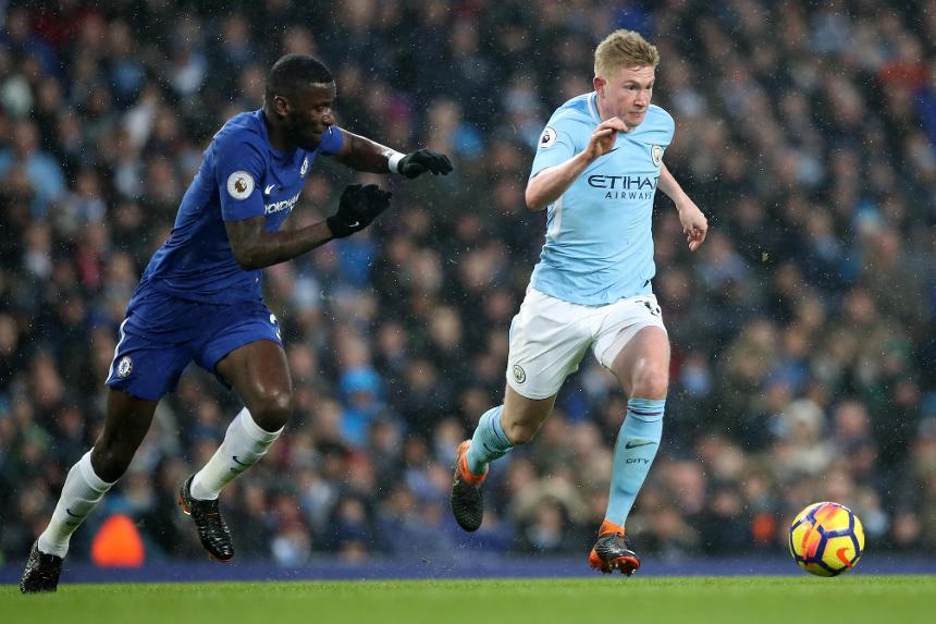 Manchester City v Chelsea - Kevin De Bruyne