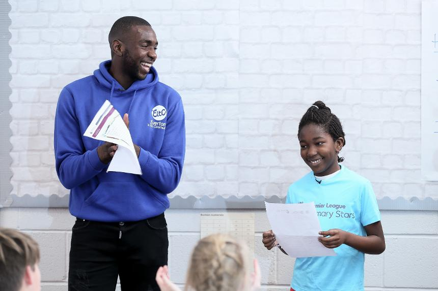 Yannick Bolasie 2 - PL Primary Stars
