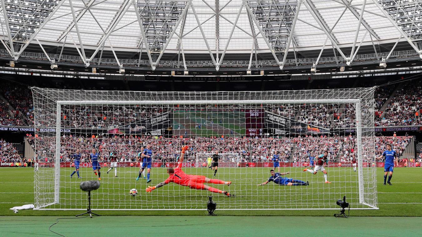 West Ham United 3-1 Everton