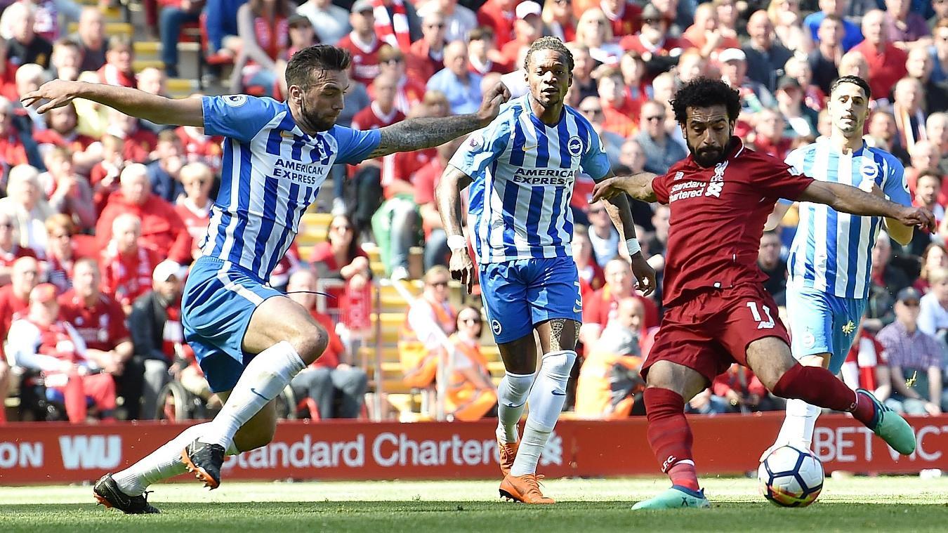 Liverpool 4-0 Brighton & Hove Albion