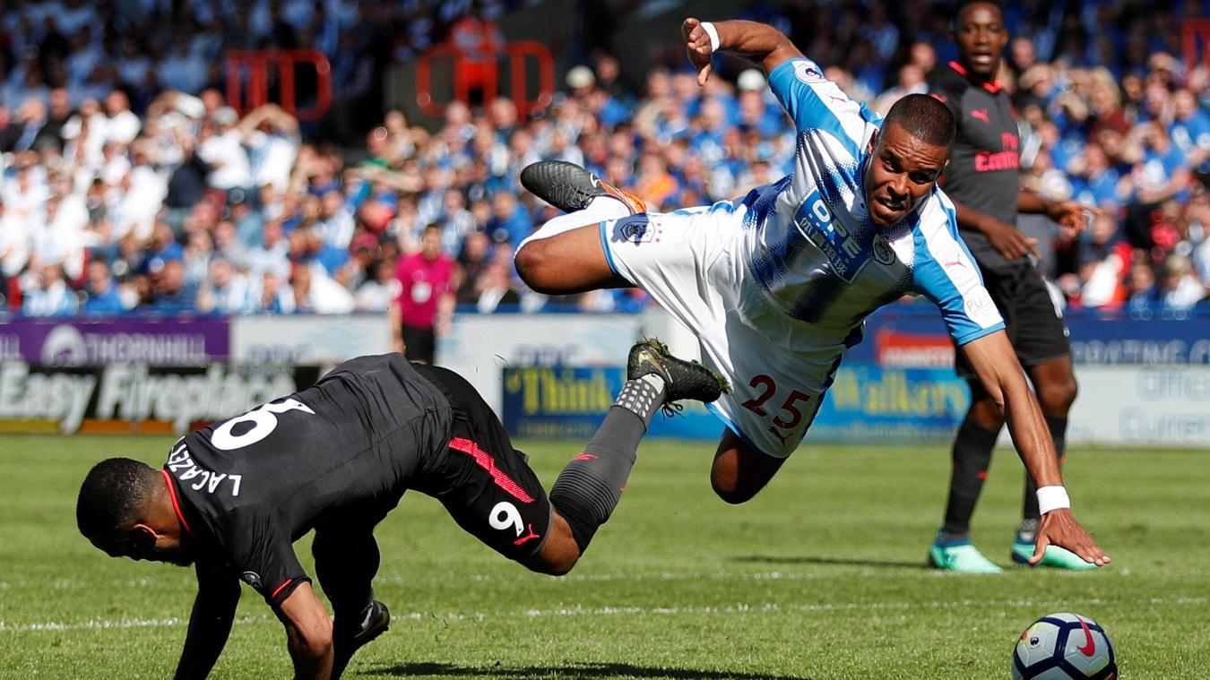 Huddersfield Town 0-1 Arsenal