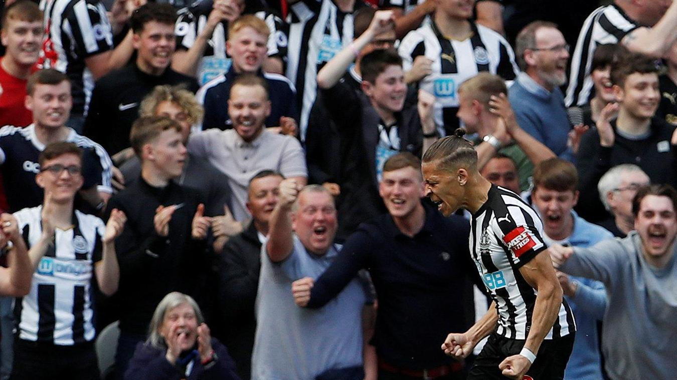 Newcastle United 3-0 Chelsea