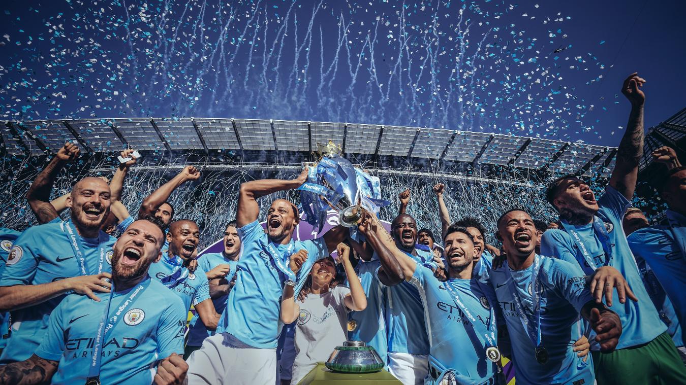 Manchester City 0-0 Huddersfield Town